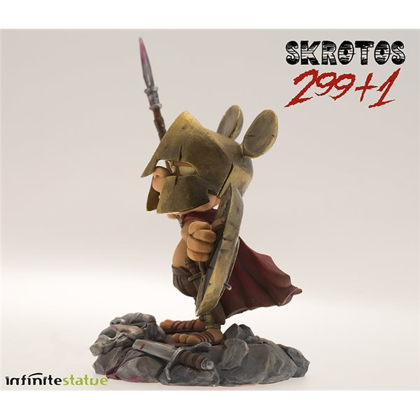 RAT-MAN Infinite Coll #5 Skrotos Statue