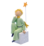 Little Prince Dreaming Statue