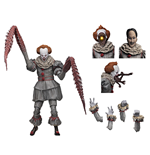 It Ultimate Dancing Clown Pennywise Action Figure