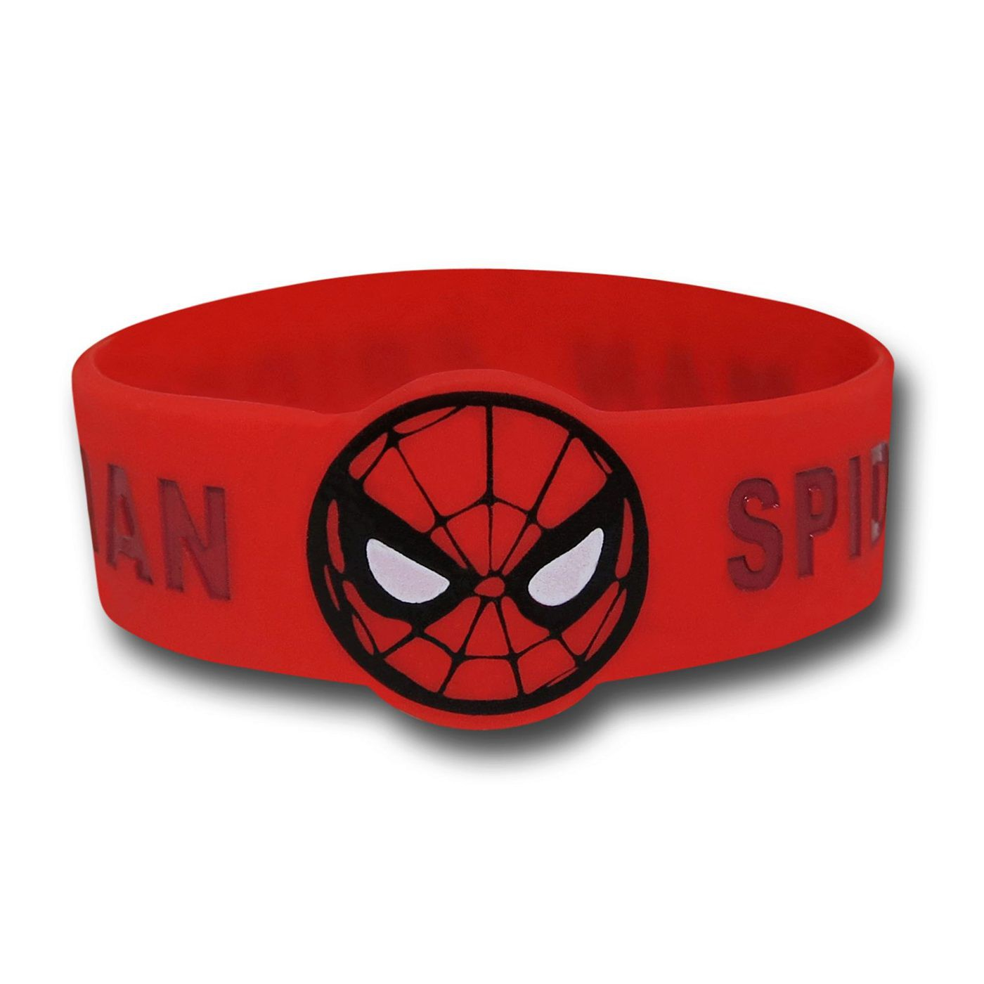 Spider-Man Mask Rubber Wristband