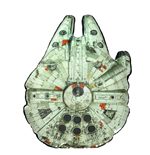Sw Millenium Falcon Cushion Form
