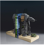 Sw Ro AT-ACT Bookends Book End