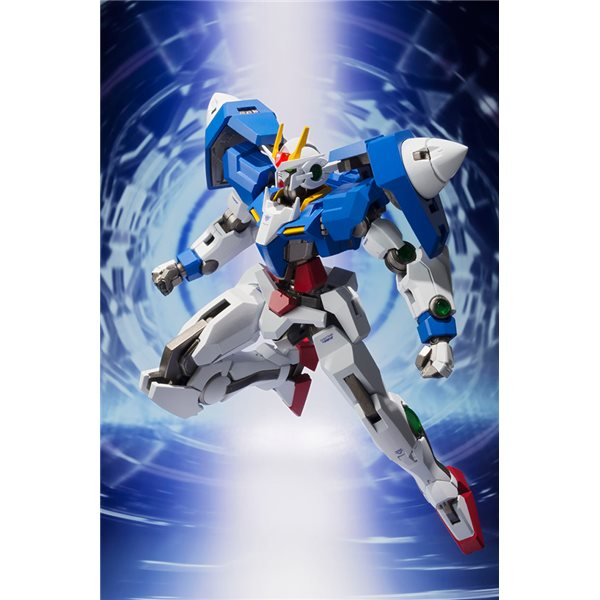 Metal Robot Spirits 00 RAISER+GN Sword 3 Action Figure