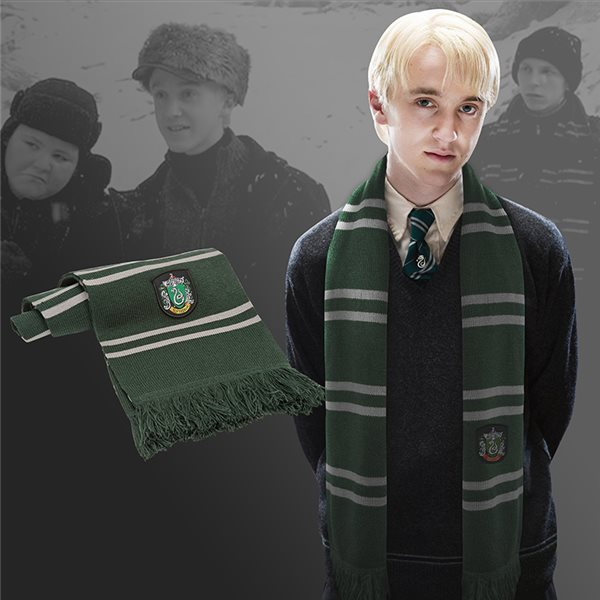 Hp Slytherin Scarf