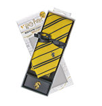Hp Hufflepuff Necktie Dlx Box Set