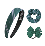 Hp Slytherin Headband Classic Set Clothing Accessories