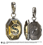 Hp Lumos Charm 24 Slytherin Locket Pendant
