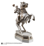 Hp Wizard Chess Knight White Bookend Book End
