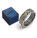 Hp Deathly Hallows Stainless Steel Ring