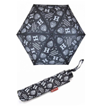 Hp Hogwarts Folded Umbrella