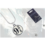 Hp Platform 9 3/4  Necklace