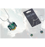 Hp Slytherin Necklace