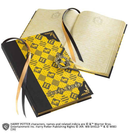 Hp Hufflepuff Journal Diary