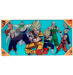 Dragon Ball Z Heroes Glass Poster