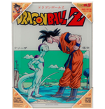 Dragon Ball Z Freezer Glass Poster