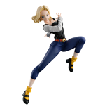 Dragon Ball Gals Android NO.18 VER.4 Statue
