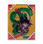 Dragon Ball Kid GOKU&SHENRON Glass Poste Poster