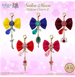 Sailor Moon Ribbon Charm VOL.2 (BOX10) Accessories