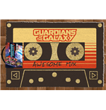 Guardians Of The Galaxy Tape Doormat