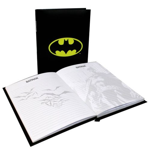 Batman Notebook W/LIGHT