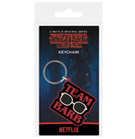 Stranger Things Team Barb Keychain