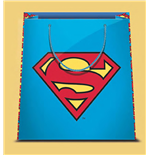 Superman Logo Shopper