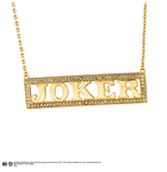 Suicide Squad Harley Joker Necklace