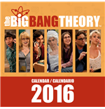 Calendar 2016 The Big Bang Theory 2