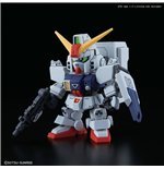 Sd Cross Silhouette Gundam Ground Type Model Kit