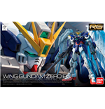 Rg Gundam Wing Zero Custom Ew 1/144 Model Kit