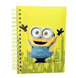 Minions Bob Notebook W/LIGHT And Sound