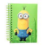 Minions Kevin Notebook W/LIGHT And Sound