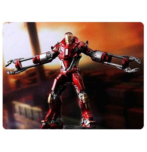 Iron Man Battle Coll Red Snapper Figure