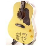 Mini Guitar The Beatles John Lennon AC.P