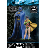 Bmg Batman And Robin Dynamic Duo Wargame