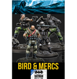 Bmg Bird & Mercs Wargame