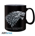 Game Of Thrones - Mug - 460 Ml - Stark/Winter Is Coming - With Box
