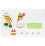 "Super Mario Diorama ""E"" Figuarts Accessories"