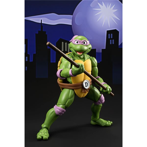 Tmnt Donatello Figuarts Action Figure