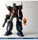 Transformers Gen One Optimus Prime Cl Ed Action Figure