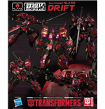 Transformers Drift Shattered Glass Action Figure