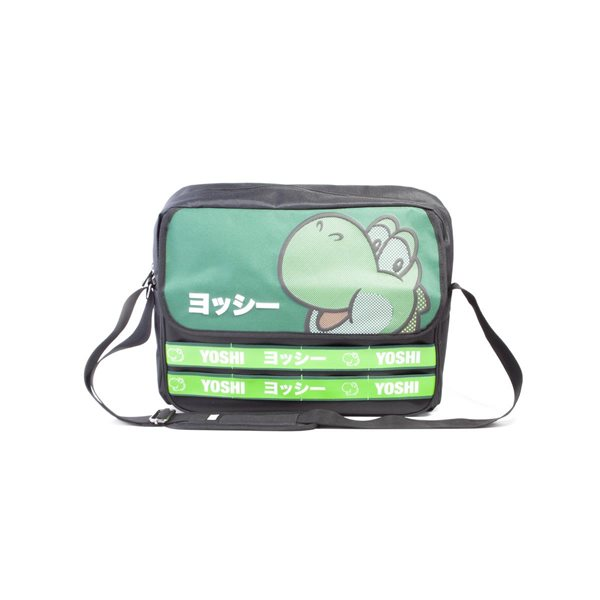 Nintendo - Super Mario Yoshi Taped Messenger Bag