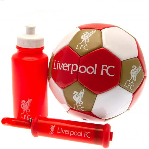 Liverpool F.C. Football Gift Set