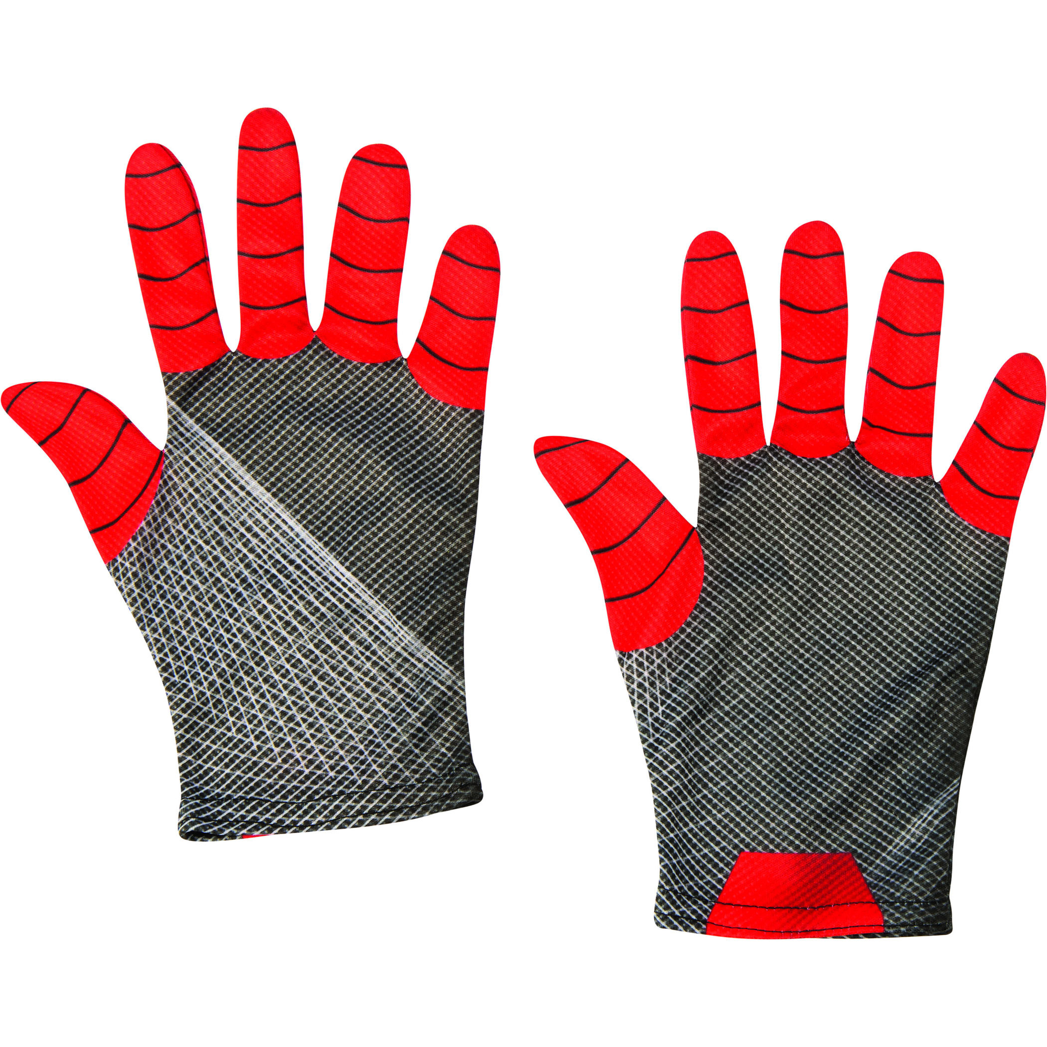 Spider-Man: Far From Home Red and Black Gloves