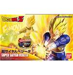 Figure Rise Super Saiyan Vegeta Model Kit