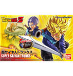 Figure Rise Super Saiyan Trunks Model Kit
