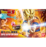 Figure Rise Super Saiyan Son Gokou Model Kit