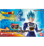 Figure Rise Super Saiyan God Vegeta Model Kit
