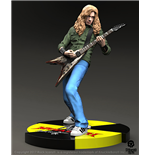 Rock Iconz Megadeth Dave Mustaine Statue