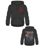 Dungeons & Dragons Hooded Sweater Iconic Logo